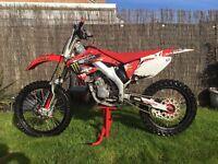 Honda cr125 2003 (cr 125)