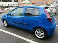 Fiat Punto 1.2 Active Sport 8v Blue - Ideal for spares or a project