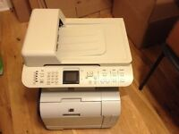 HP Colour LaserJet Scanner & Copier