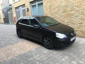 Volkswagen Polo Match(2008), 1.2L petrol manual