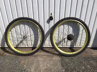 Vuelta Airline 1 Mountain Bike Wheels