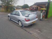 Subaru impreza 2002 turbo sti prodrive bits bargain