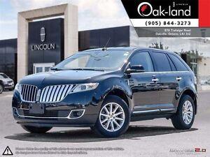 2013 Lincoln MKX Navigation