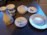 bundle of wedgewood porcelain