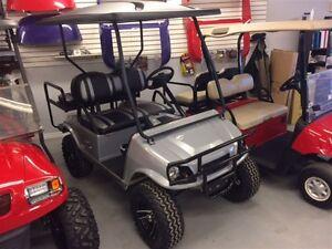 2010 club car DS Phantom Body Golf Cart