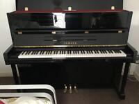 Yamaha Silent upright piano