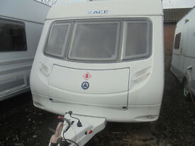 Ace Jubilee fixed end bed