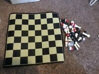 magetic chess board