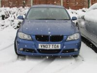 BMW 318i 2007 for sale.