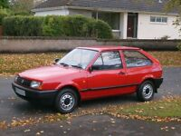 1992 VOLKSWAGEN POLO COUPE EXTREME LOW MILES 1.0 45 BHP 30K VERY RARE BARN FIND VW