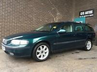 2001 VOLVO V70 ESTATE *EXCELLENT DRIVE, 2 KEEPERS*