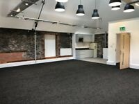 Co-Working Space - Onsite Gym and Yoga Studio