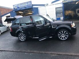 Range Rover sport 2.7 diesel MOT excellent condition inside and out engine gearbox excellent