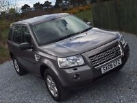 2008 FREELANDER GS AUTO 2.2 TD4 ***TRADE IN TO CLEAR***GRAB A BARGAIN*3MTH WARRANTY