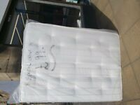 double mattress clearance