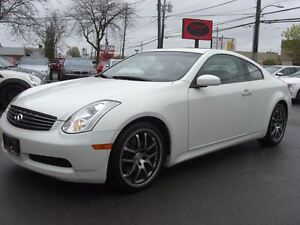 2007 Infiniti G35 Sport Package *Sunroof / Leather*