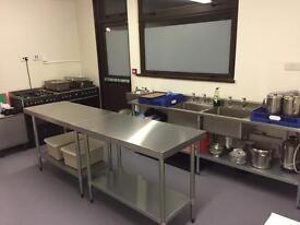 Kitchen work units