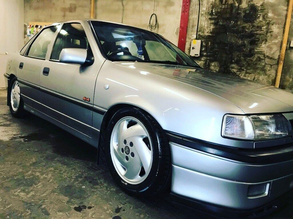 Vauxhall Cavalier Gsi 4x4 Turbo Not Audi Bmw Passat Jetta Bora Subaru Evo