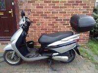 Honda Lead 100cc