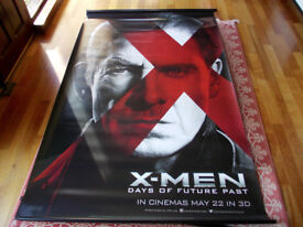 X Men cinema banners