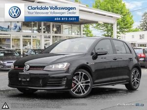 2017 Volkswagen Golf GTI 5dr HB DSG Performance