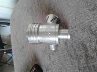 Forge splitter r dump valve. vw/seat/Audi/skoda