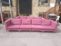 Sofa - Massive Extra Comfy Quality 4 + 3 Seater Sofa