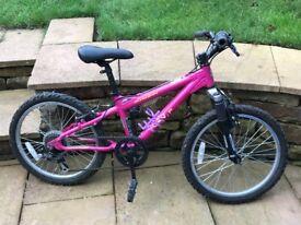 Girls Schwinn Mesa Mini bike