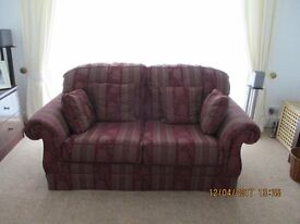 Wide two seater Sofa