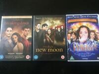 Bundle Of Children's Films, Twilight, Penelope.