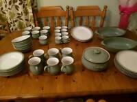 Denby cups plates etc etc