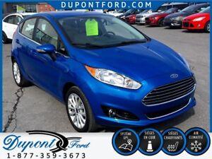 2017 Ford FIESTA 5-DR Titanium ** TOIT CUIR GPS **