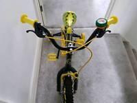 Childs T Rex bike