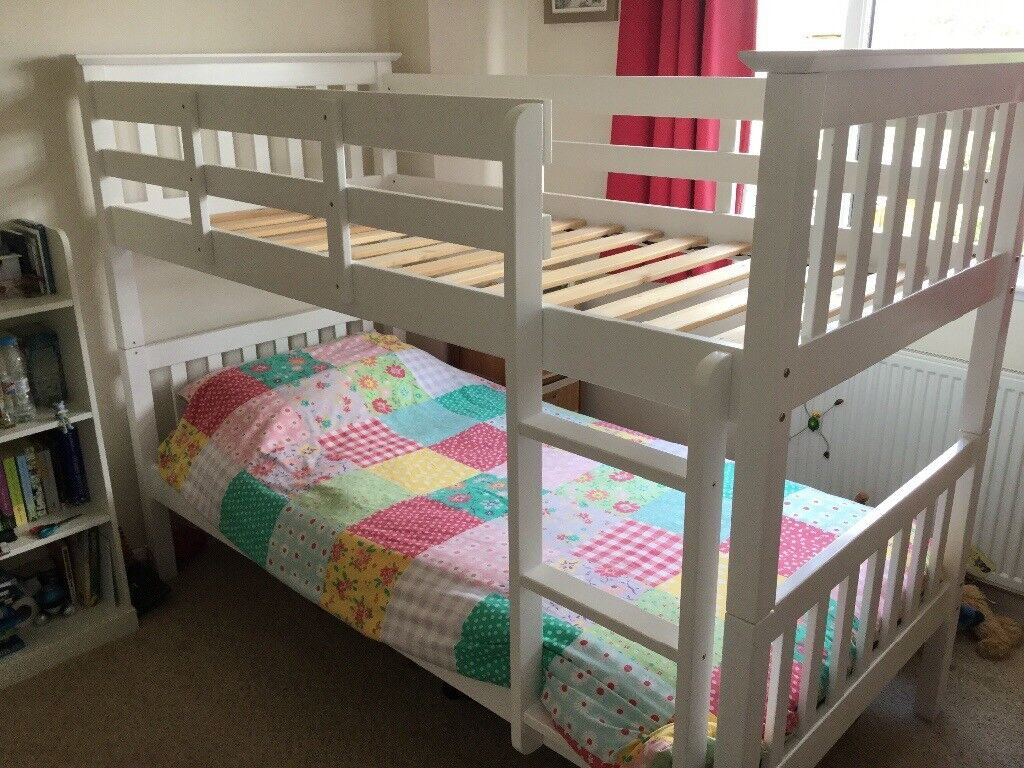 White Children S Bunk Bed For Sale Good Condition In Cheltenham