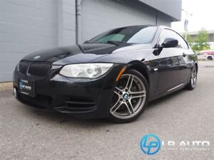 2011 BMW 335is Coupe! 6 Speed Manual! Easy Approvals!