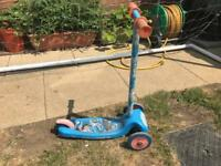 Thomas the tank engine scooter