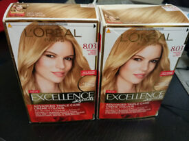L'Oreal Excellence Blonde Legend 8.03 Natural Beige Blonde