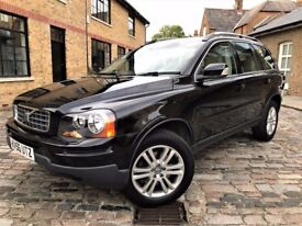Volvo XC90 2.4 D5 SE Lux Estate Geartronic AWD 5dr **ONLY 1 OWNER**FULL S/H** 2007 (56 reg), SUV