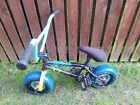 Kids mini rocket bike
