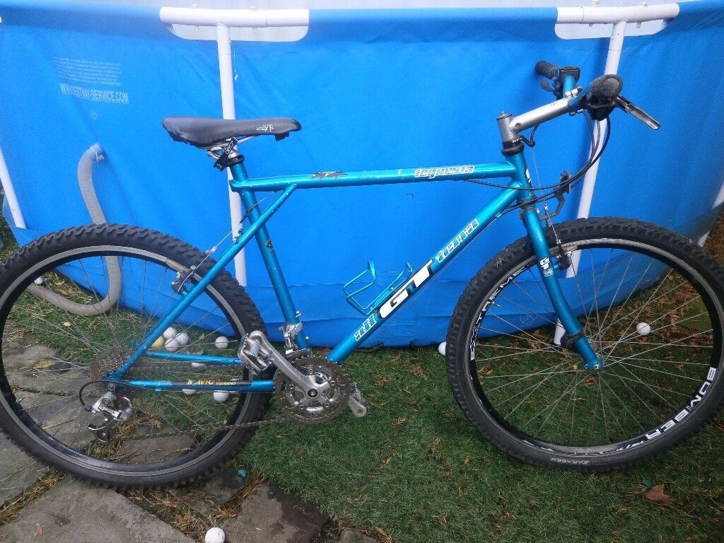 mountain bike 26 inch wheels