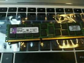 HP Dell 16GB Server RAM 10600r Memory