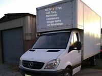 Tony's Removals: 2 Man Full hse removals clearances. See pictures