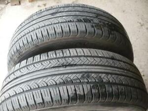 Two 235-65-17 tires  $100.00