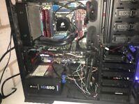 High Spec Gaming PC