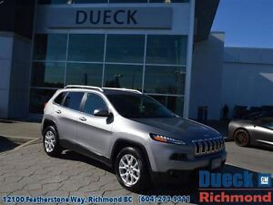 2016 Jeep Cherokee North  BC Vehicle, Accident Free