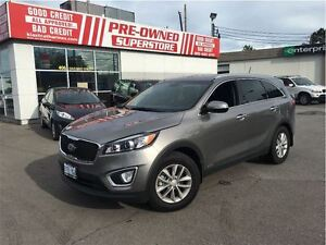 2016 Kia Sorento LX - 2.4L GDI,HEATED SEATS,AWD!