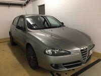 Alfa Romeo 147 Mint Condition FSH Leather AirCon New MOT