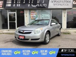 2007 Saturn Aura Hybrid ** Fuel Efficient, Well Equipped, Afford