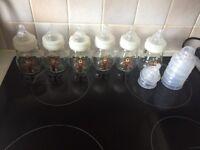Glass MAM bottles