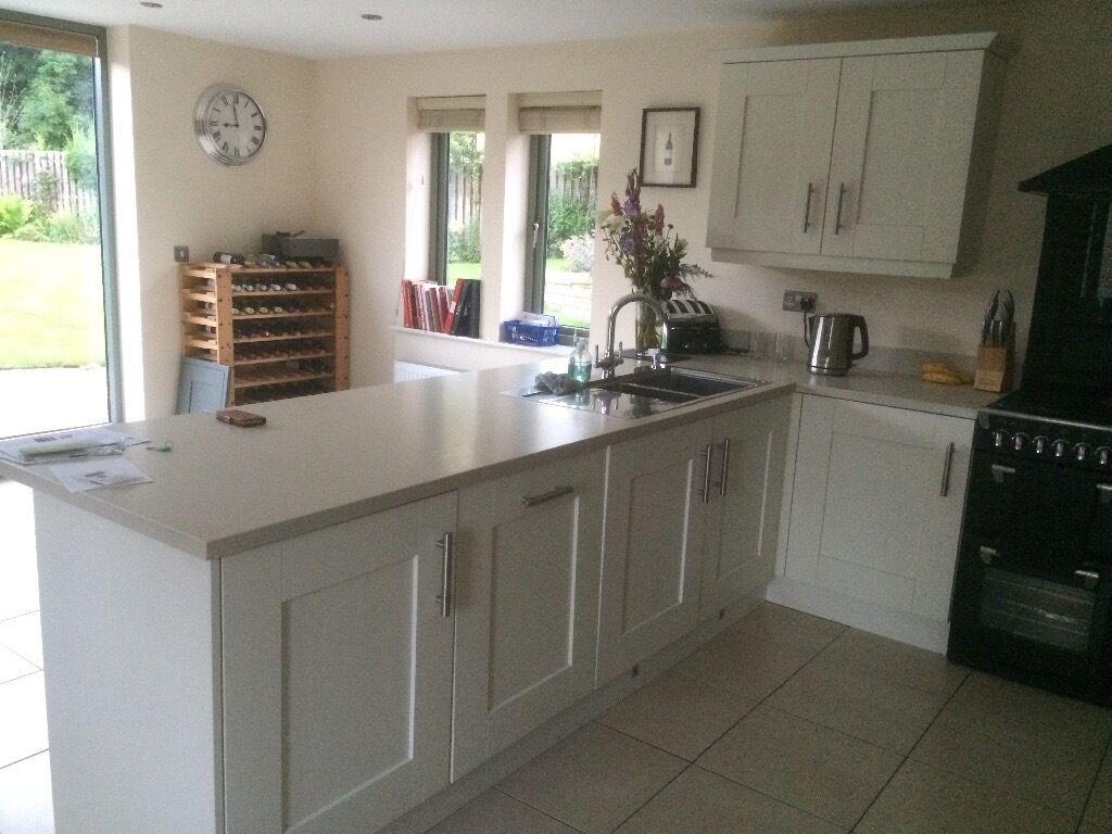 Quality kitchen units in menston west yorkshire gumtree for Best quality kitchen units